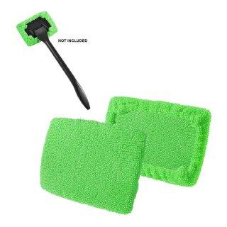 Microfaser-Pads für Windschutzscheiben-Wunder