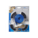 Spanngurt blau, Kantenschutz 5 M