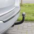 Abdeckkappe Golfball schwarz für Anhängerkupplung Kugelkopf