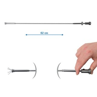 Flexibler magnetische Krallengreifer mit 1LED