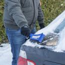 Schneebürste 14,5 Zoll mit Eiskratzer