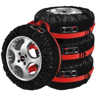 Reifenhüllen Set von 4 Stück in Tasche