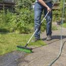 Wasserbesen mit Gartenschlauchanschluss