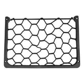 Ablagenetz elastisch mit Rahmen Kunststoff NS-10
