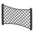 Ablagenetz elastisch mit Rahmen Kunststoff NS-8