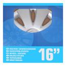 Radblenden-Set Aura 16 Zoll 4 Stück im Displaykarton