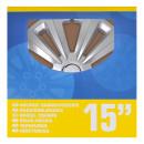 Radblenden-Set Terra 15 Zoll 4 Stück im Displaykarton