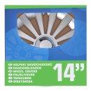 Radblenden-Set Meridian 14 Zoll 4 Stück im...