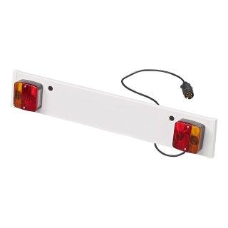 Beleuchtungstafel mit Anschlusskabel