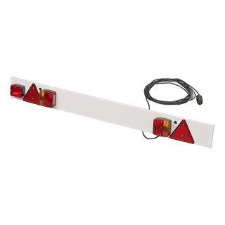 Beleuchtungstafel mit Nebelschlussleuchte mit Kabel