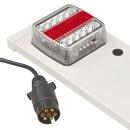 Beleuchtungstafel LED mit Anschlusskabel