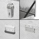 Aufbewahrungsbox Aluminium