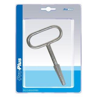 Vierkantschlüssel für Zungenschloß im Blister
