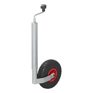 Stützrad Kunststoff-Felge mit PU-Reifen