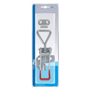 Exzenterverschluss verstellbar 160-180mm inkl. Gegenhalter im Blister