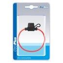 KFZ Sicherungshalter in-line für Mini-Flachsicherung...