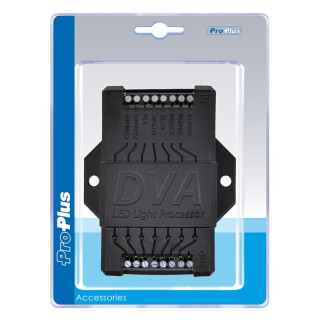 LED-Licht-Prozessor 12V für Anhänger im Blister