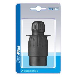 Stecker 7-polig PVC mit Magnet im blister