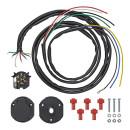 Kabelsatz 7-polig PVC im Blister