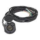 Kabelsatz 13-polig PVC System West im Blister