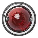 Positionsleuchte rot 70mm im Blister