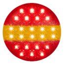 Rückleuchte STI LED im Blister