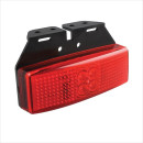 Positionsleuchte hinten LED mit Halter im Blister