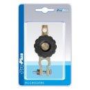 Batteriepolklemme (-) 12,5mm mit Stromunterbrecher im...