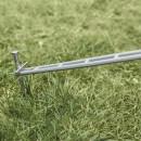Abspannleiter 23,5cm mit Nietkopf Set von 5 Stück