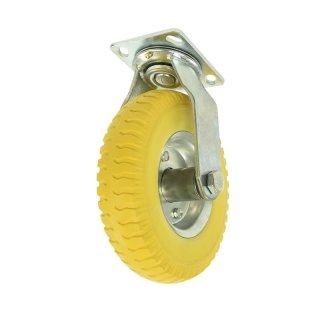 Lenkrolle mit PU-Reifen