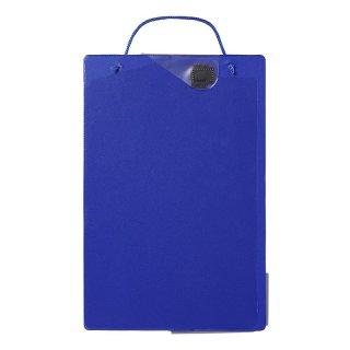 Auftragstasche A4 blau 10er Paket