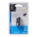 USB Ladegerät zweifach Mini 12V/24V 3100mA