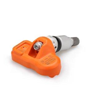 Reifendrucksensor 433MHz silber