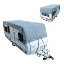 Wohnwagen und Reisemobil Dachschutzplane