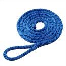 Fenderleine blau